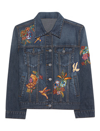MAD Almadal Denim Embroidery Multi