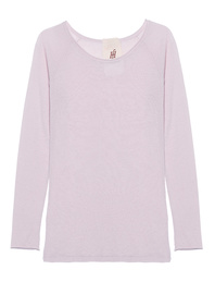 FRIENDLY HUNTING Raglan Crew Roll Pale Rose