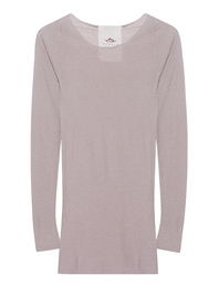 FRIENDLY HUNTING Pury Long Crew Neck Crystal
