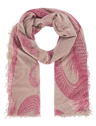 FRIENDLY HUNTING Felted Garden Eden Beige Pink