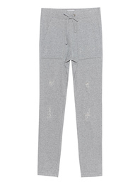Pam&Gela Destroyed Sweatpant Heather Grey