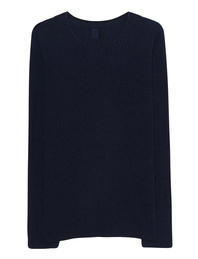 HANNES ROETHER Cashmere Black and Blue
