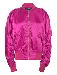 MISBHV Bomber Label Print Pink