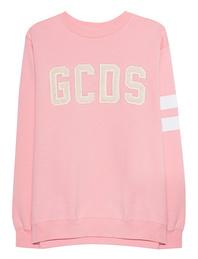 GCDS Logo Sweat Pink