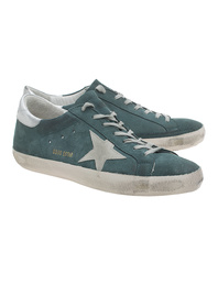 GOLDEN GOOSE Superstar Vintage Green