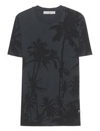 GOLDEN GOOSE Palms Shirt Ash