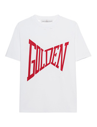 GOLDEN GOOSE Golden Var White Red