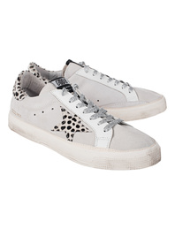 GOLDEN GOOSE DELUXE BRAND May Leo Star White
