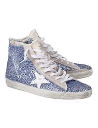 GOLDEN GOOSE DELUXE BRAND Francy Blue