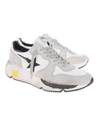 GOLDEN GOOSE DELUXE BRAND Running Sole Grey