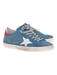 GOLDEN GOOSE DELUXE BRAND Superstar Blue