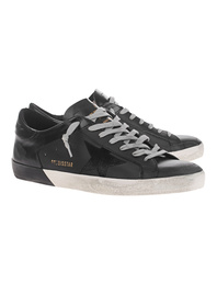 GOLDEN GOOSE DELUXE BRAND Superstar Black