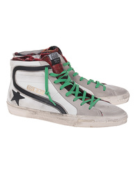 GOLDEN GOOSE DELUXE BRAND Slide Off White