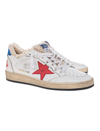 GOLDEN GOOSE DELUXE BRAND Ball Star White