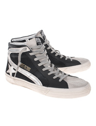 GOLDEN GOOSE DELUXE BRAND Slide Star Black