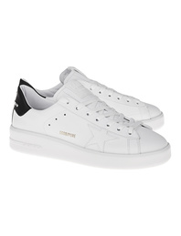 GOLDEN GOOSE DELUXE BRAND Pure Star White Black