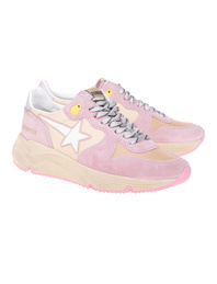 GOLDEN GOOSE DELUXE BRAND Running Sole Rose