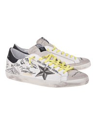 GOLDEN GOOSE DELUXE BRAND Superstar Dreamin White