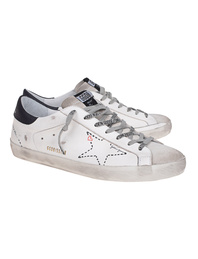 GOLDEN GOOSE DELUXE BRAND Superstar Blue White