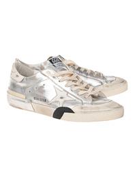 GOLDEN GOOSE DELUXE BRAND Superstar Penstar Classic Silver
