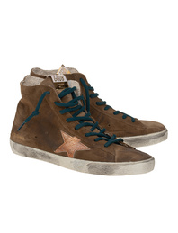 GOLDEN GOOSE DELUXE BRAND Francy Brown