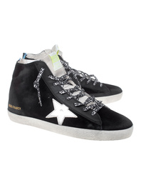 GOLDEN GOOSE DELUXE BRAND Francy Classic Black