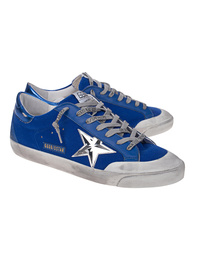 GOLDEN GOOSE DELUXE BRAND Superstar Penstar Blue