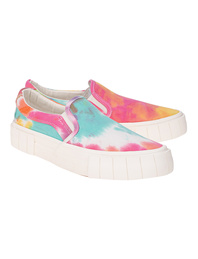 GOOD NEWS Yess Ombre Tie Dye Low Multicolor