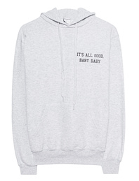 "L.A.LU Design ""Its all good baby"" Grey"