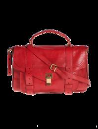 PROENZA SCHOULER PS1 Medium Lux Red
