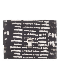 PROENZA SCHOULER Large Lunch Black-White