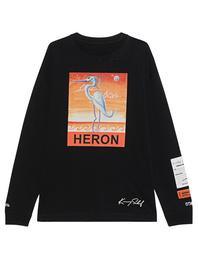 HERON PRESTON New Logo Oversize Black