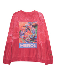 HERON PRESTON Colors Sweater Red