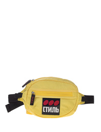 HERON PRESTON Bags Fanny Pack Dots Yellow