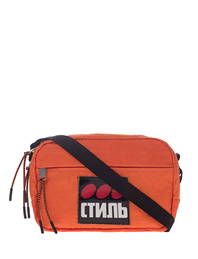 HERON PRESTON Camera Bag Dots Orange