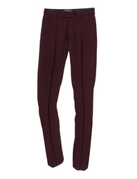 THE KOOPLES Marsala Pants Bordeaux