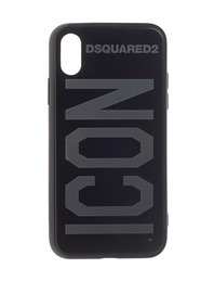 DSQUARED2 Iphone X Icon Mirror Black