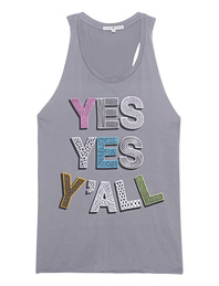 JUNK FOOD CLOTHING Yes Yes Y´all Grey