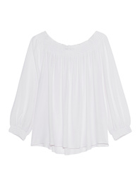 JADICTED Joe Off Shoulder White