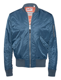 Schott NYC Bomber Rafblue