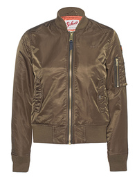 Schott NYC Bomber Basic Bronze