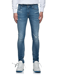 7 FOR ALL MANKIND Ronnie Light Blue