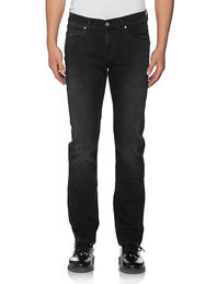 7 FOR ALL MANKIND Slimmy Weightless Black