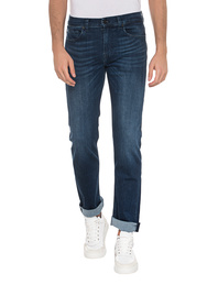 7 FOR ALL MANKIND Kayden Luxe Blue