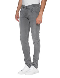 7 FOR ALL MANKIND Slimmy Tapered Lux Grey