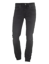 7 FOR ALL MANKIND Slimmy Tapered Kind To The Planet Nowadays Grey