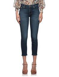 7 FOR ALL MANKIND Roxanne Ankle Dark Blue