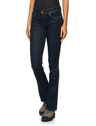 7 FOR ALL MANKIND The Classic Boot Dark Blue