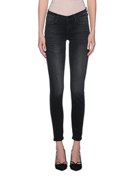 7 FOR ALL MANKIND Skinny Slim Illusion Black