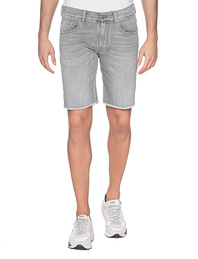 7 FOR ALL MANKIND Jeans Short Grey